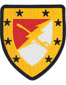 316th Cavalry Brigade Patch