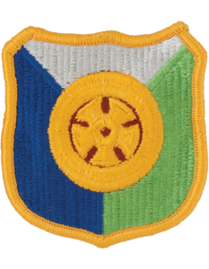 319th Transportation Brigade Patch