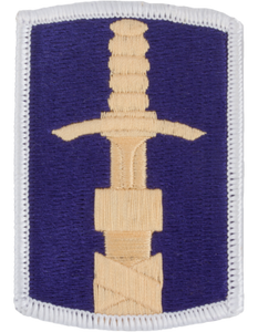 321st Civil Affairs Brigade Patch