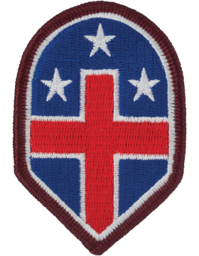 332nd Medical Brigade Patch