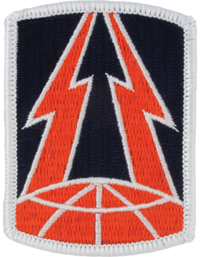 335th Signal Brigade Patch