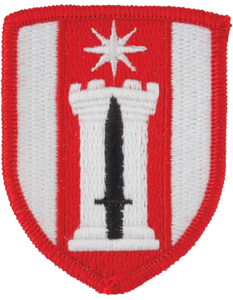 372nd Engineer Brigade Patch