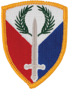 401st Support Brigade Patch