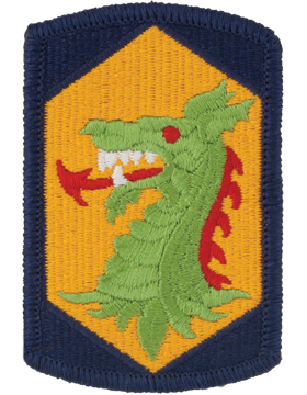 404th Chemical Brigade Patch