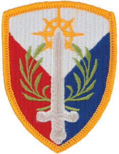 408th Support Brigade Patch
