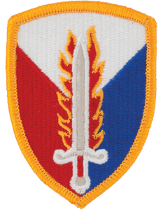 409th Support Brigade Patch