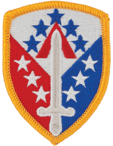 410th Support Brigade Patch