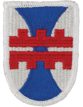 412th Engineer Brigade Patch