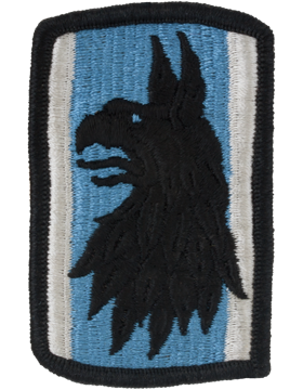 470th Military Intellignce Brigade Patch