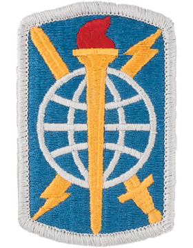 500th MI Military Intelligence Patch
