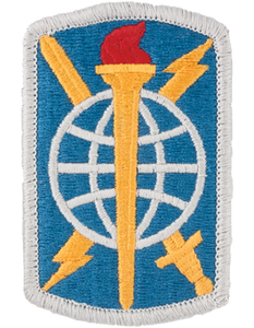 500th Military Intelligence Patch