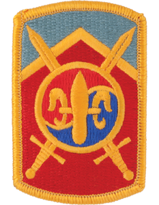 501st Sustainment Brigade Patch