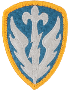 504th Military Intelligence Brigade Patch
