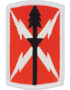 516th Signal Brigade Patch