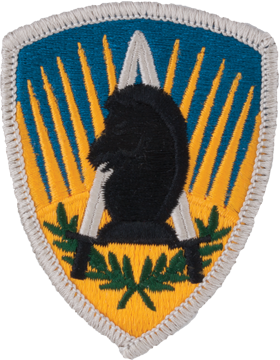 650th Military Intelligence Group Patch