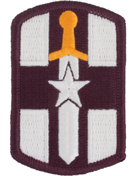 807th Medical Command Patch