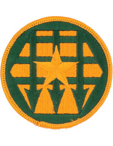 Army Correction Command Patch