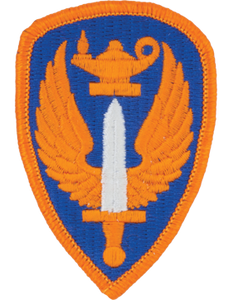Aviation Logistics School Patch