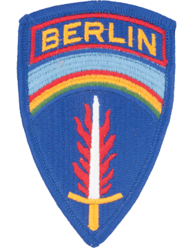 Berlin Command Patch