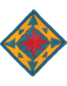 Army Broadcasting System Patch