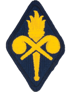 Chemical Training School Patch