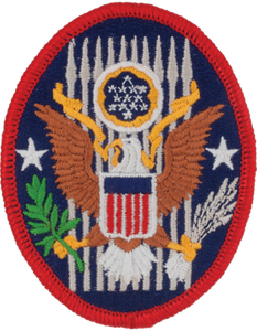 National Guard Civilian Support Patch
