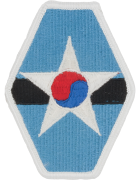 Combined Field Army (ROK-US) Patch