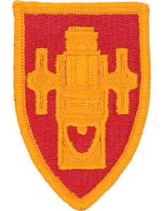 Field Artillery School Patch