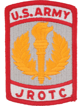 Army JROTC Patch