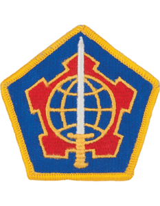 Military Personnel Center Patch