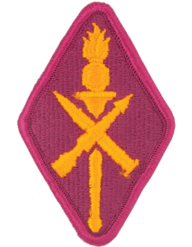 Missile School Patch