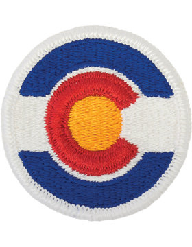 Colorado National Guard Patch