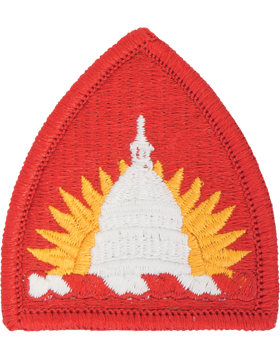 District of Columbia National Guard Patch