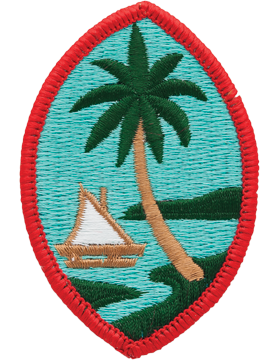 Guam National Guard Patch