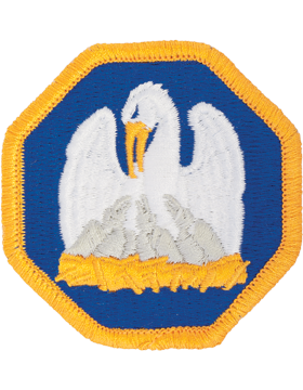 Louisiana National Guard Patch