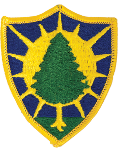 Maine National Guard Patch