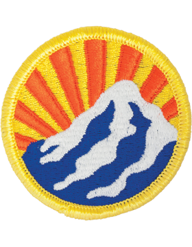 Montana National Guard Patch