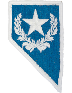 Nevada National Guard Patch