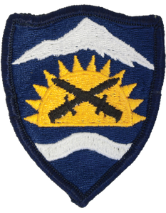 Oregon National Guard Patch