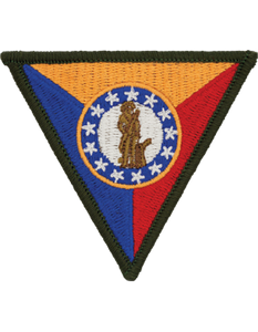 Army National Guard Training Center Garrison Command Patch