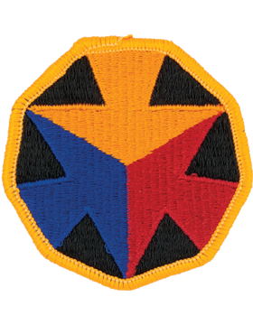 National Training Center Patch