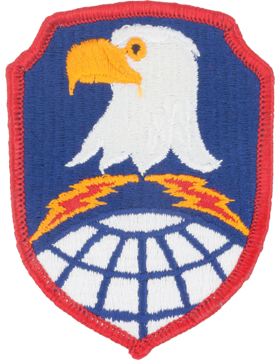 Space & Strategic Defense Command Patch