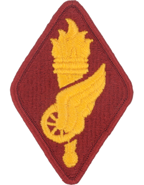 Transportation Training School Patch