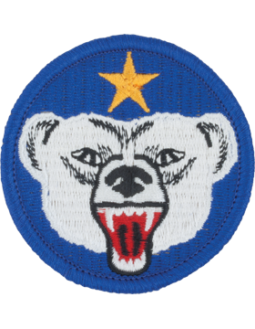 US Army Alaska Patch