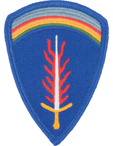US Army Europe Patch