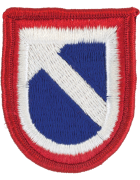 1st Support Command Beret Flash