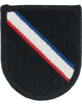 3rd Special Operations Command Army Theater Beret Flash