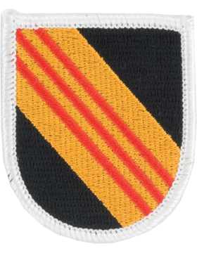 5th SPECIAL FORCES GROUP VT Beret Flash