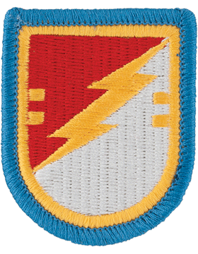 38th Cavalry Regiment 2nd Squadron C Troop Flash