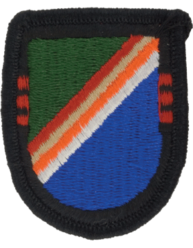 75th Ranger 3rd Battalion Beret Flash